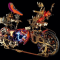 The Most beautiful Lowrider Bicycle
