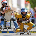 Office Chairs Racing in Deutschland