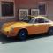 Production of Porsche cars