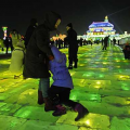 Harbin International Ice and Snow Sculpture Festival (China)