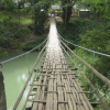 World's Most Dangerous Rope Hanging Bridges