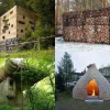 Top 5 The Most Amazing Wooden House