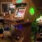 Beautiful Hand-Made Steampunk Arcade Games Cabinet