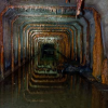 Abandoned Underground Docks in Japan Made For Military Ships and Submarines