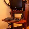 Extraordinary Steampunk Computer Workshop