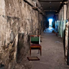 Abandoned Prison From the Period of Stalin's Rule