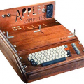 'Apple-1′ computer sold by Steve Jobs goes on sale for £150,000