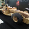 Life Size F1 Car Made Out of Bread