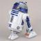 Star Wars machines made of paper