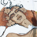 The Wine-cork Painting