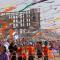 Children in Gaza attempt to set Guinness world record for kite flying