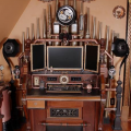 Amazing Victorian-Styled Personal Computer